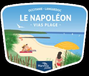 Camping le Napoléon à Vias Plage